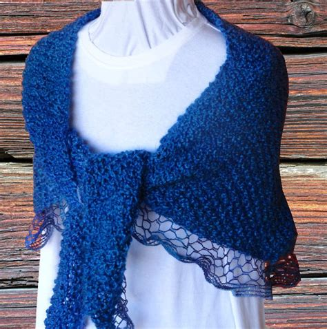 homespun yarn scarf pattern knit knit prayer shawl pattern pattern for sashay yarn easy to