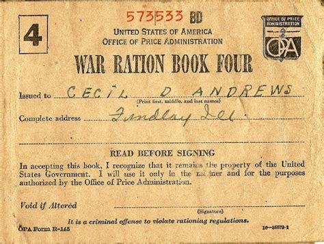 wwii picture books the national world war ii museum ration books