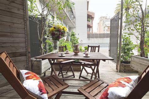 alquiler piso con terraza barcelona piso lio con terraza en el centro de barcelona