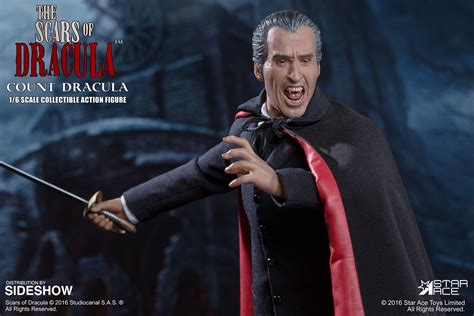 of dracula the scars of dracula count dracula sixth scale figure by