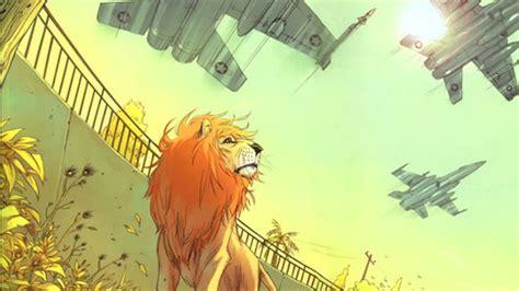 pride of baghdad ugo best comics comics and graphic novels