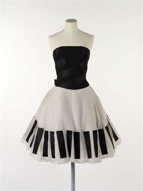 a dress the piano dress lagerfeld karl v a search the collections