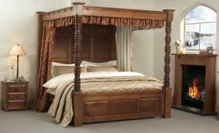 4 poster bed jepara 4 poster or king bed king size