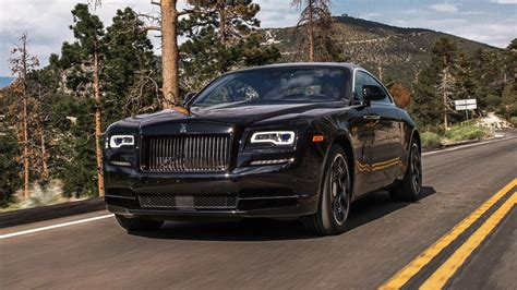 Rolls Royce Black by Review The Rolls Royce Wraith Black Badge Top Gear