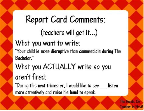 how to make report cards report card comments made easy s helper