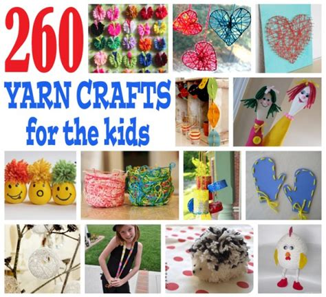 what to make out of yarn without knitting yarn crafts easy and creative ways to use yarn without