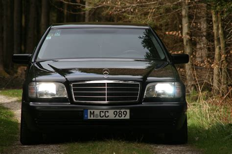Mercedes W140 by Mercedes W140 Legend