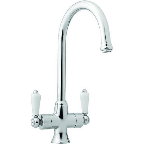 mixer taps for kitchen sink wickes toba mono mixer kitchen sink tap chrome wickes co uk