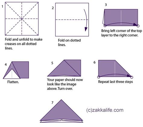 how to make an origami balloon printable origami