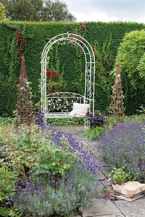 White Garden Arch Uk Gardman Arch 235x120x45cm White