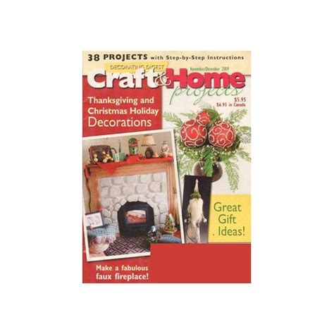 craft and home projects magazine decorating digest craft home projects magazine