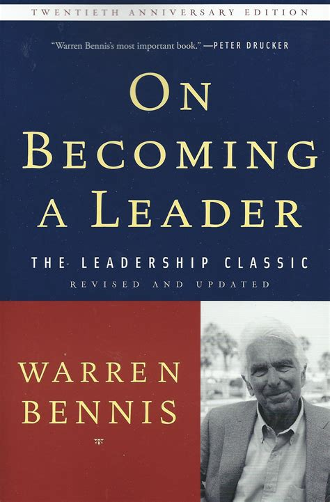 picture books about leadership on becoming a leader warren bennis abc of success