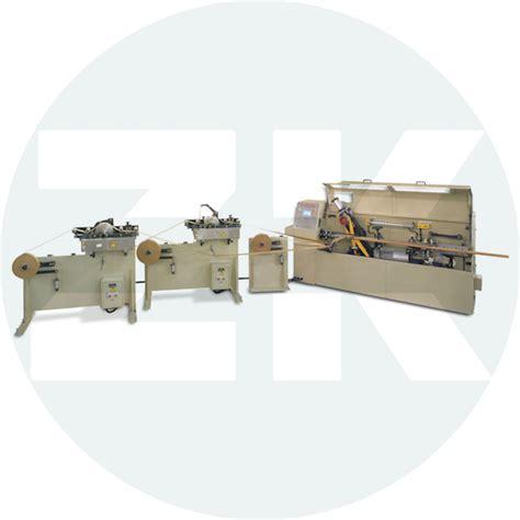 paper crafting machines zk mm ii paper winding machine zambak kagit