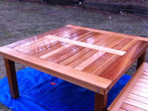 cedar patio table plans dining table furniture outdoor cedar dining table