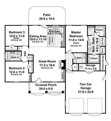 1500 sq ft house plans 1500 sq ft floor plans house design