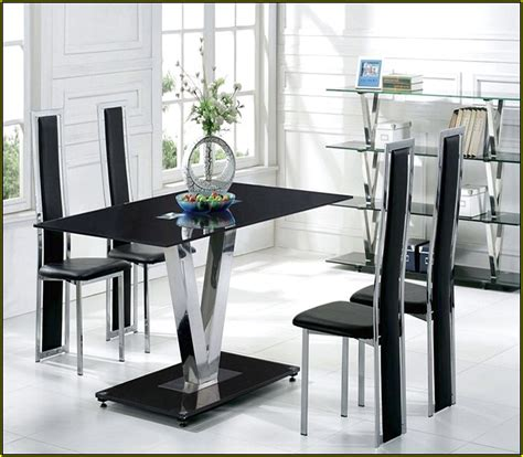 modern kitchen table and chairs contemporary kitchen table and chair sets home design ideas