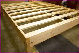 wood bed frame construction size wooden bed frame plans home design ideas