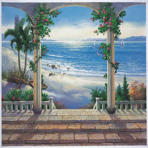 home depot wall murals washington 150 in x 108 in capriccio wall mural ds8013