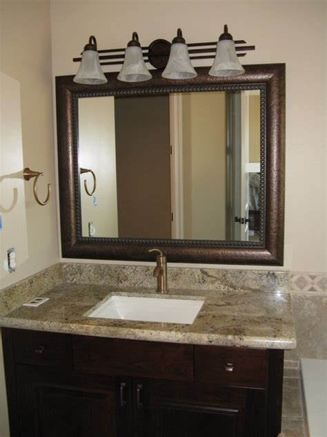 mirror frames for bathroom beautiful and mirror frame kits traditional
