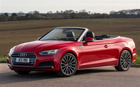 Audi A5 Cabriolet by Audi A5 Cabriolet Review Could This Drop Top Be The