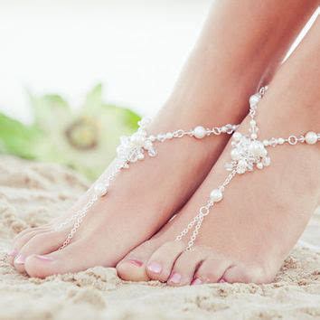 how to make beaded footless sandals sandals soleless sandals