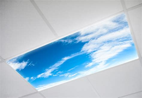cloud fluorescent light covers are for schools or