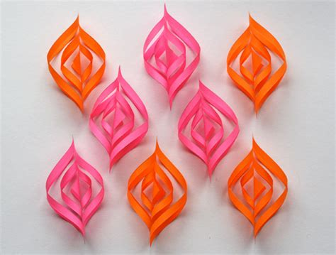 how to make ornaments out of diy paper ornaments how about orange