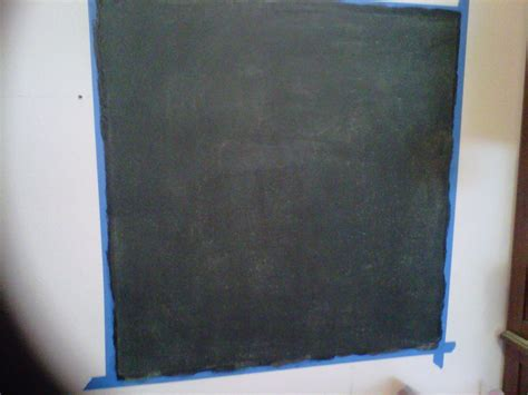 Ready Or Not A Magnetic Chalkboard Wall