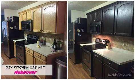 kitchen cabinet painting before and after diy painting kitchen cabinets before and after pics