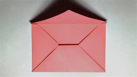 how do you make an origami envelope paper envelope how to make a paper envelope without glue