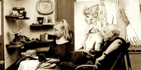 picasso paintings the with the ponytail picasso muse sylvette with the ponytail subject of