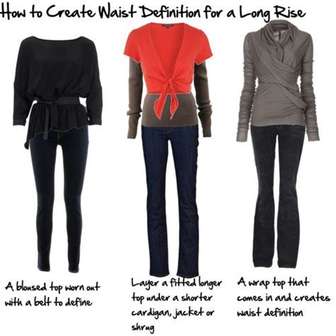 meaning of waist how to create waist definition without a belt inside out