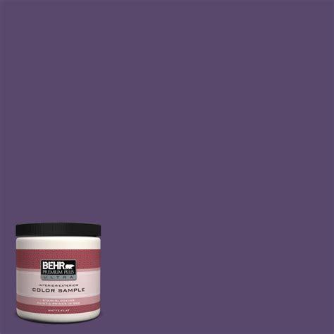 home depot paint lavender behr premium plus ultra 8 oz p570 7 proper purple