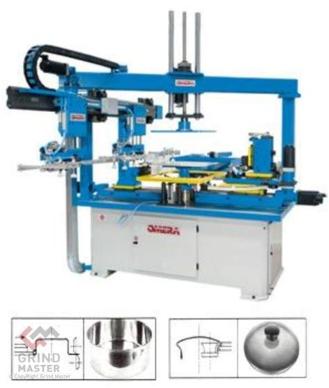 metal beading machine automatic trimming beading machine for sheet metal parts