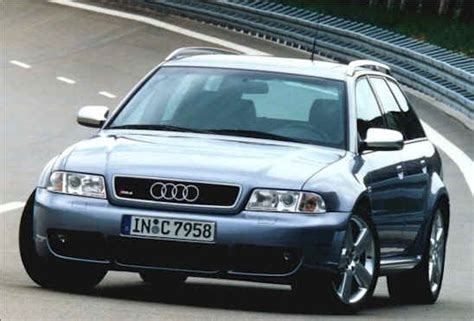 Audi Rs4 Wagon For Sale by 2000 Audi Rs4 Station Wagon