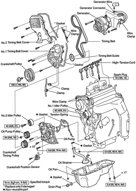 motor repair manual 2005 toyota camry transmission control toyota camry 2 2 1997 auto images and specification