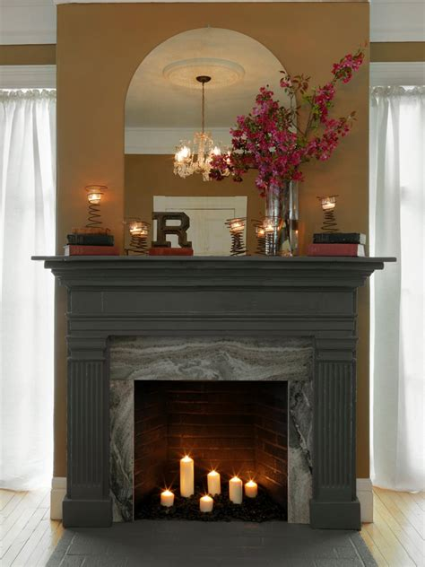 decorative fireplace ideas fireplace fireplace mantel decor decorative fireplace