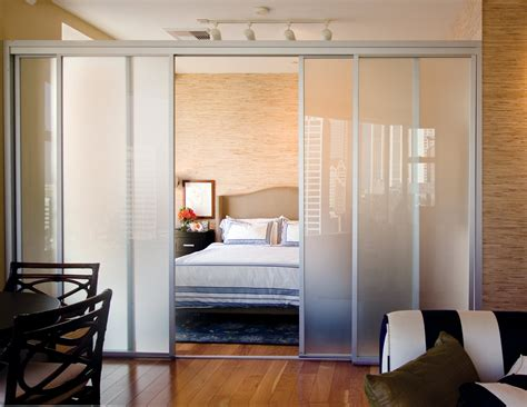 room divider walls sliding glass room dividers bedroom