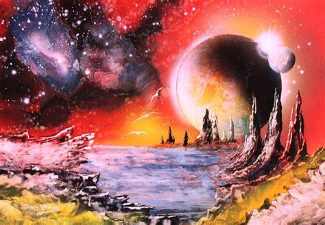 spray paint for sale las vegas nebula painting by tony vegas