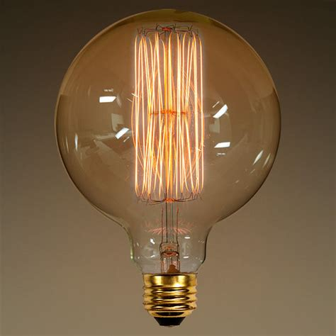 antique light bulbs g40 vintage antique light bulb globe style 40w
