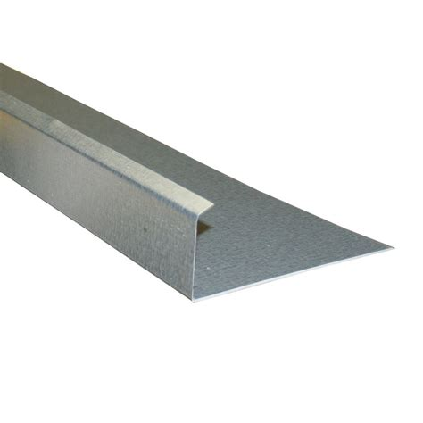 rubber st stores shop union corrugating galvanized steel drip edge at lowes