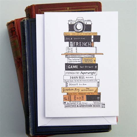 card books books and card by nic farrell illustration