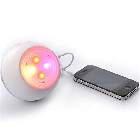 cool new electronics new cool electronics rechargeable led color mood