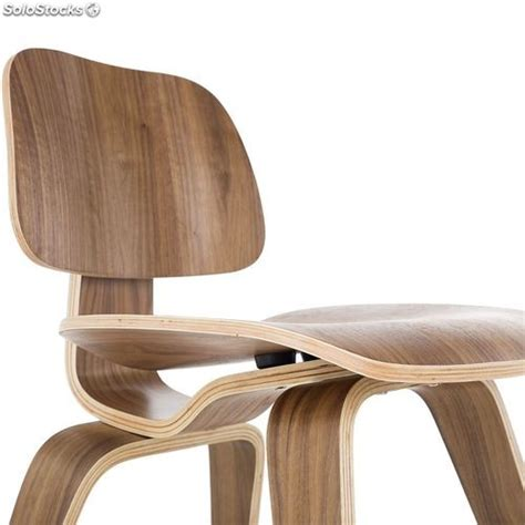 eames low chair silla sillas eames low chair wood lcw