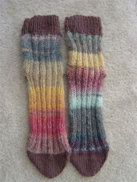 knitting socks with two needles 1000 images about socks knit on