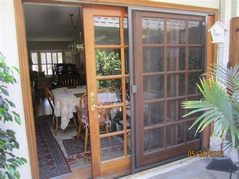 patio screen door installation sliding screen door installation jacobhursh