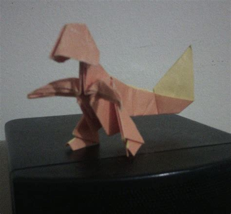 charmander origami origami charmander by plerematico on deviantart
