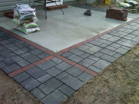patio with concrete pavers the best deals coupons promo codes discounts patio