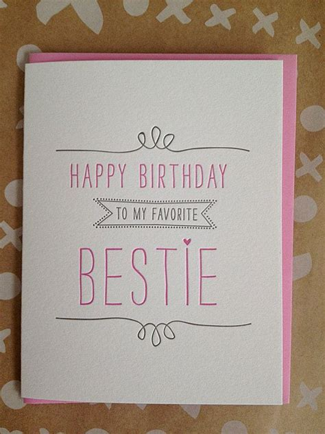 cards to make for your best friend birthday card for best friend card best friend birthday