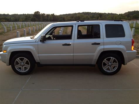 2008 jeep patriot overview cargurus